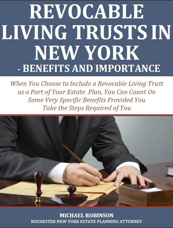 Free Report Revocable Living Trusts In New York Benefits