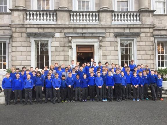 Dáil Tour - Dec 2015 (10)