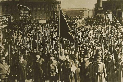 MR Online  The Bolshevik Revolution and the legacy of antiimperialism
