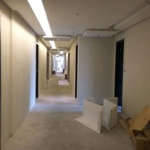 The Corridor Early 2017