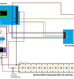 1 click here to download the wiring diagram for the neopixel ws2812 digital light wand [ 2200 x 1494 Pixel ]