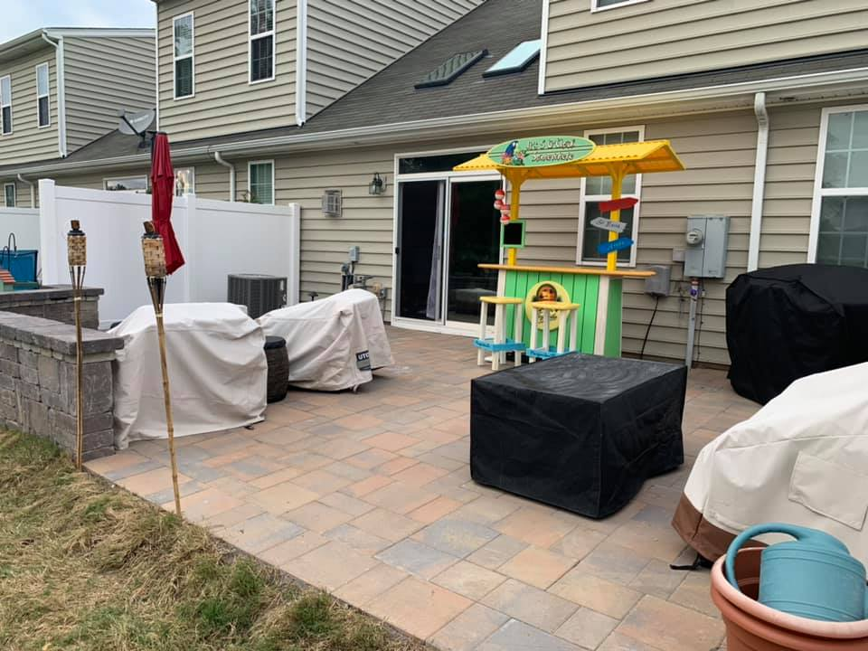 The Party Patio
