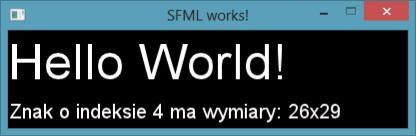 Pisanie gier w C++ z wykorzystaniem biblioteki SFML - szybko, wygodnie i przyjemnie (3/5)