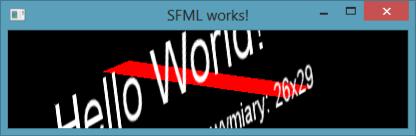 Pisanie gier w C++ z wykorzystaniem biblioteki SFML - szybko, wygodnie i przyjemnie (4/5)