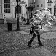 Mrozilla Street Photo @Gdansk