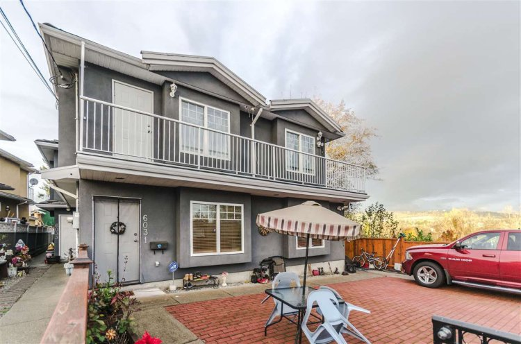 Main Photo: 6031 HARDWICK Street in Burnaby: Central BN 1/2 Duplex for sale (Burnaby North)  : MLS®# R2517541