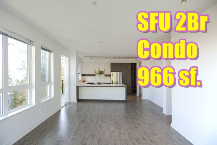 """Main Photo: PH5 9250 UNIVERSITY HIGH Street in Burnaby: Simon Fraser Univer. Condo for sale in """"NEST"""" (Burnaby North)  : MLS®# R2528716"""