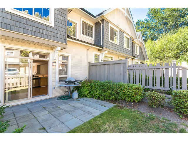 """Main Photo: 58 1370 PURCELL Drive in Coquitlam: Westwood Plateau Townhouse for sale in """"Whitetail Lane"""" : MLS®# V1140768"""