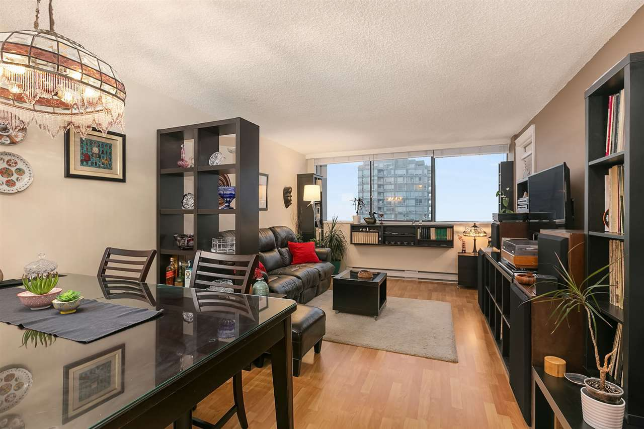 Main Photo: 1607 9521 CARDSTON Court in Burnaby: Government Road Condo for sale in
