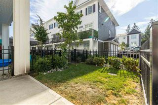 """Photo 28: 74 27735 ROUNDHOUSE Drive in Abbotsford: Aberdeen Townhouse for sale in """"Roundhouse"""" : MLS®# R2485812"""