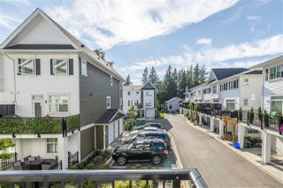 """Photo 25: 74 27735 ROUNDHOUSE Drive in Abbotsford: Aberdeen Townhouse for sale in """"Roundhouse"""" : MLS®# R2485812"""
