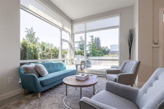 """Photo 3: TH1 1728 GILMORE Avenue in Burnaby: Willingdon Heights Townhouse for sale in """"ESCALA"""" (Burnaby North)  : MLS®# R2480300"""