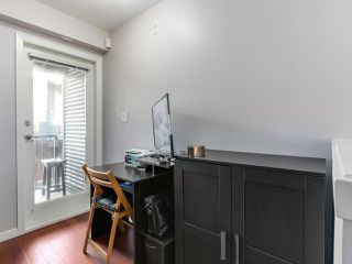 """Photo 11: 119 672 W 6TH Avenue in Vancouver: Fairview VW Townhouse for sale in """"BOHEMIA"""" (Vancouver West)  : MLS®# R2401186"""