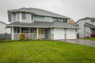 Photo 1: 3266 264A Street in Langley: Aldergrove Langley House for sale : MLS®# R2328920