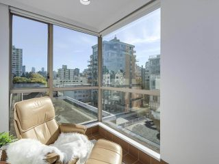 """Photo 16: 601 1970 HARO Street in Vancouver: West End VW Condo for sale in """"LAGOON ROYALE"""" (Vancouver West)  : MLS®# R2315150"""