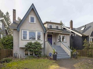"""Photo 1: 3920 W 20TH Avenue in Vancouver: Dunbar House for sale in """"DUNBAR"""" (Vancouver West)  : MLS®# R2349456"""