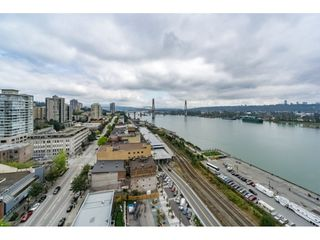 """Photo 16: 2005 668 COLUMBIA Street in New Westminster: Quay Condo for sale in """"TRAPP & HOLBROOK"""" : MLS®# R2203943"""