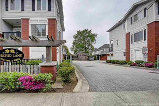 """Photo 1: 19 7231 NO. 2 Road in Richmond: Granville Townhouse for sale in """"Orchid Lane"""" : MLS®# R2369058"""