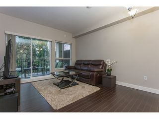"""Photo 8: 211 9655 KING GEORGE Boulevard in Surrey: Whalley Condo for sale in """"GRUV"""" (North Surrey)  : MLS®# R2139260"""