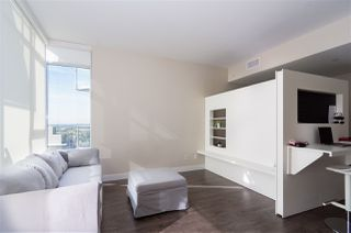 """Photo 2: 3409 2008 ROSSER Avenue in Burnaby: Brentwood Park Condo for sale in """"SOLO DISTRICT - STRATUS"""" (Burnaby North)  : MLS®# R2411300"""