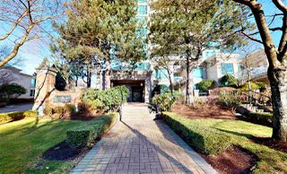 """Photo 2: 804 6611 SOUTHOAKS Crescent in Burnaby: Highgate Condo for sale in """"GEMINI 1"""" (Burnaby South)  : MLS®# R2464575"""