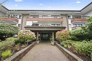 "Photo 1: 212 7180 LINDEN Avenue in Burnaby: Highgate Condo for sale in ""LINDEN HOUSE"" (Burnaby South)  : MLS®# R2481837"