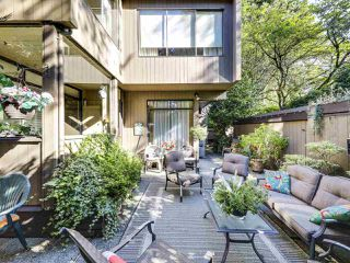 """Photo 1: 4349 ARBUTUS Street in Vancouver: Quilchena Townhouse for sale in """"ARBUTUS WEST"""" (Vancouver West)  : MLS®# R2498028"""