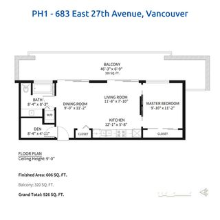 Photo 22: PH1 683 E 27TH Avenue in Vancouver: Fraser VE Condo for sale (Vancouver East)  : MLS®# R2480898