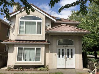 Photo 1: 4467 CAMBRIDGE Street in Burnaby: Vancouver Heights House for sale (Burnaby North)  : MLS®# R2348274