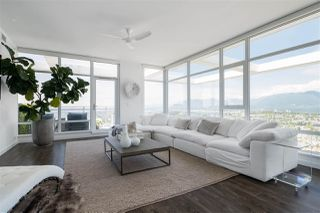 """Photo 1: 4802 4485 SKYLINE Drive in Burnaby: Brentwood Park Condo for sale in """"SOLO II"""" (Burnaby North)  : MLS®# R2470748"""