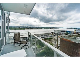 """Photo 14: 712 668 COLUMBIA Street in New Westminster: Quay Condo for sale in """"TRAPP AND HOLBROOK"""" : MLS®# R2178906"""