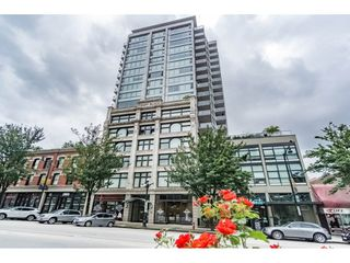 """Photo 1: 712 668 COLUMBIA Street in New Westminster: Quay Condo for sale in """"TRAPP AND HOLBROOK"""" : MLS®# R2178906"""