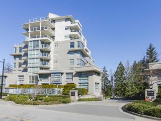 "Photo 3: 802 9232 UNIVERSITY Crescent in Burnaby: Simon Fraser Univer. Condo for sale in ""Novo Two"" (Burnaby North)  : MLS®# R2479510"