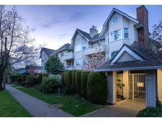 "Photo 1: 105 5375 VICTORY Street in Burnaby: Metrotown Condo for sale in ""THE COURTYARD"" (Burnaby South)  : MLS®# R2357263"