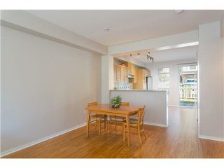 """Photo 6: 58 1370 PURCELL Drive in Coquitlam: Westwood Plateau Townhouse for sale in """"Whitetail Lane"""" : MLS®# V1140768"""