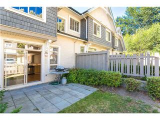 """Photo 1: 58 1370 PURCELL Drive in Coquitlam: Westwood Plateau Townhouse for sale in """"Whitetail Lane"""" : MLS®# V1140768"""
