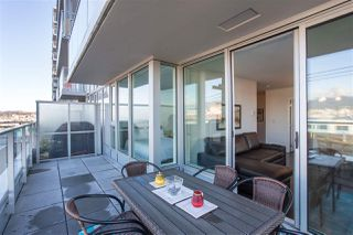 """Photo 1: 201 933 E HASTINGS Street in Vancouver: Hastings Condo for sale in """"STRATHCONA VILLAGE"""" (Vancouver East)  : MLS®# R2339974"""