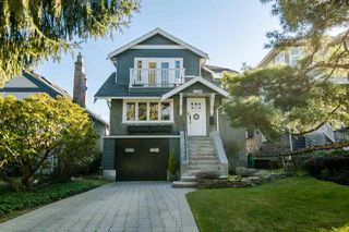 Photo 1: 3706 W 22ND Avenue in Vancouver: Dunbar House for sale (Vancouver West)  : MLS®# R2351339