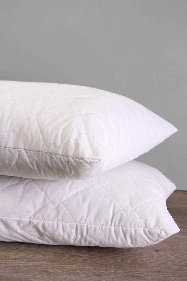 Ball Fibre Soft Touch Quilted Standard Pillow  Duvet