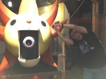 Feeling SUPER with the Thousand Sunny from One Piece