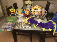 What we got from just the Pokémon Center