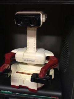 Everyone's favorite robotic operating buddy, Famicom R.O.B.