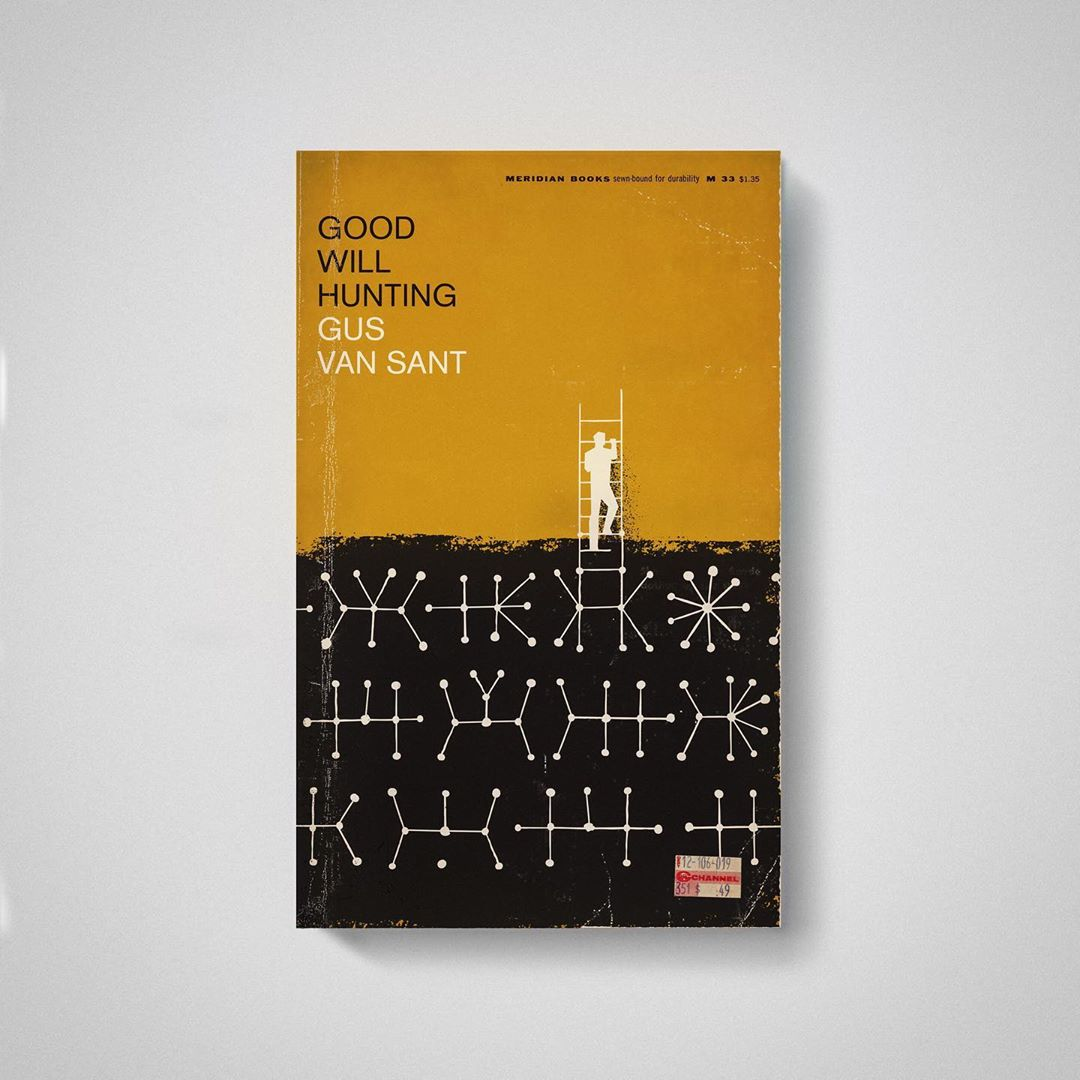 Matt Stevens - Good movies as old books