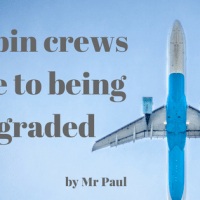A cabin crew's guide to being upgraded.