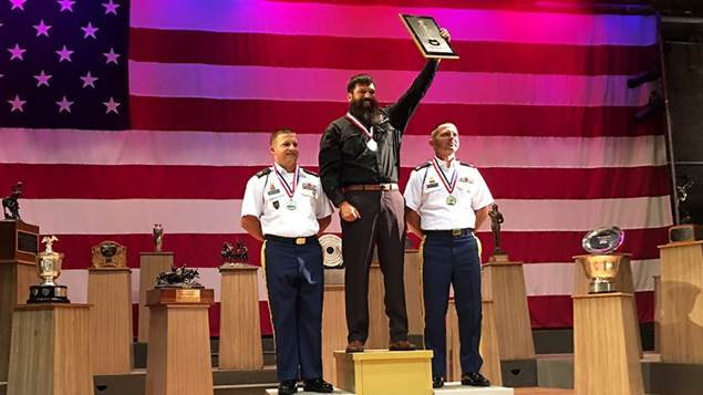 2017 NRA National Precision Pistol Championships Results