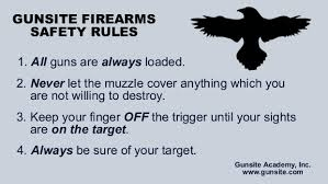 Four Safety Rules