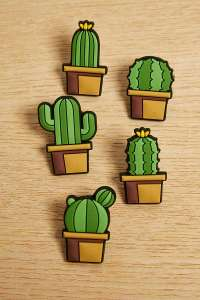 Cactus Pins from Urban Outfitters- christmas gifts