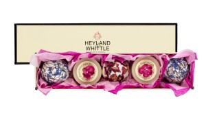 Gardening Presents: Bath Melts and Soaps Gift Box
