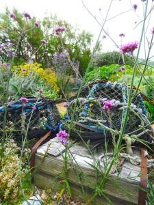 Coastal Garden: Props