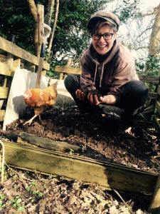 Edible Weeds: Charlotte Petts